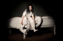 Foto: Billie Eilish/ When We All Fall Asleep, Where Do We Go?, 2019